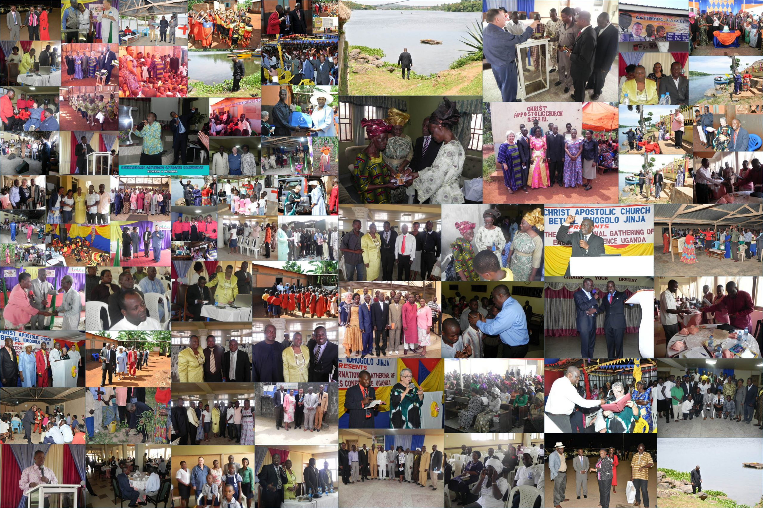 IGOE African Trip